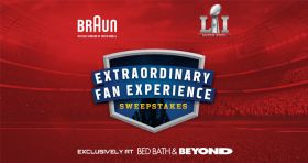FanSweeps.com – Braun Extraordinary Fan Experience Sweepstakes