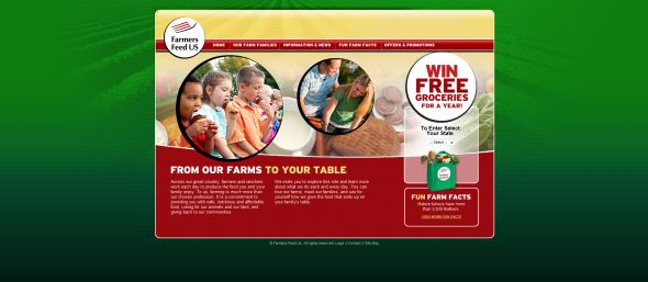 Farmers Feed US Sweepstakes
