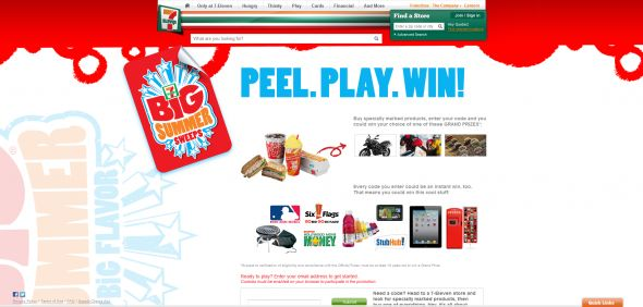 7-eleven.com/bigsummer – 7-Eleven Big Summer Instant Win Game & Sweepstakes