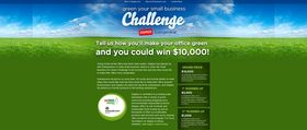 Staples Small Business Makeover Contest