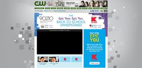 Epic Year. Epic You. Back-to-School Sweepstakes presented by Kmart