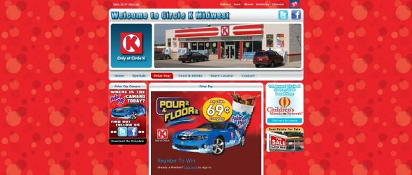 CIRCLE K CAR GIVEAWAY