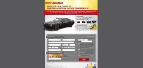 autozonewinacustomdodgesweeps.com – 2011 Pennzoil Do-It-Yourself Sweepstakes