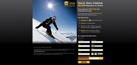 YP Search. Share. Celebrate. Sweepstakes