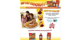Dip, Dip Hooray! Contest