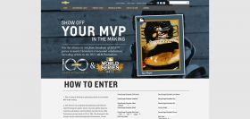 2011 MLB.com Postseason Sweepstakes presented by Chevrolet