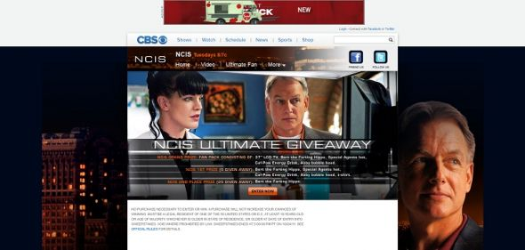 NCIS Ultimate Giveaway Sweepstakes