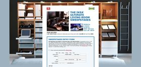 Ultimate Living Room Sweepstakes