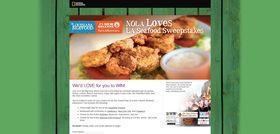 NOLA Loves LA Seafood Sweepstakes