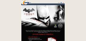 Batman Arkham City Sweepstakes