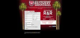 LoJack 25th Anniversary Recovery Sweepstakes