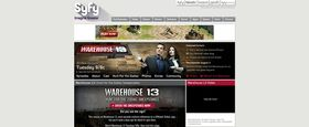 Warehouse 13 Hunt for the Zodiac Sweepstakes