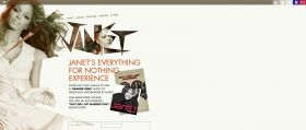 JANET'S Everything For Nothing Experience Sweepstakes