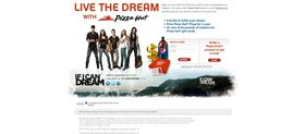If I Can Dream Instant Win Game and Sweepstakes