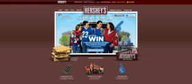 HERSHEY'S Your Ticket to The Game Sweepstakes