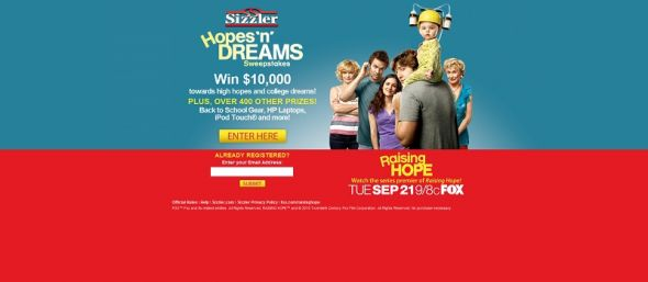 winsomehope.com – Hopes and Dreams Sweepstakes