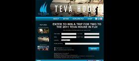 Teva House Fiji Sweepstakes