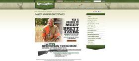 Remington's Meet Brett Favre & Quail Hunt Sweepstakes