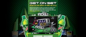 DewAttack.com – Mountain Dew / G4 Dew Attack Sweepstakes