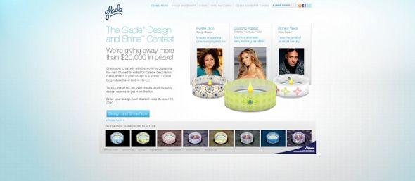 Glade Design Contest
