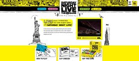 saturdaynightlivethegame.com – SNL: The Game Sweepstakes