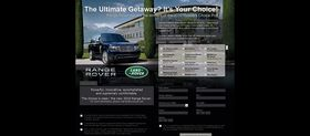 Ultimate Getaway? It's Your Choice! Sweepstakes