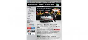 Mobil 1 O'Reilly NASCAR Sprint Cup Series Champion's Week Sweepstakes