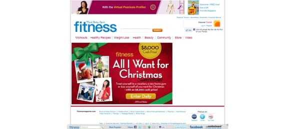 All I Want for Christmas Sweepstakes