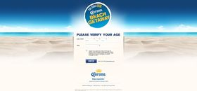 www.coronabeachgetaway.com – Corona Beach Getaway Sweepstakes