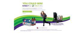 Pepsi Kinect Sweepstakes