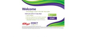 Kellogg?s / Kinect Xbox 360 Instant Win Game