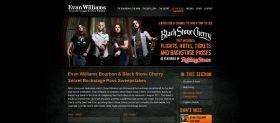 Evan Williams & Black Stone Cherry Concert/Trip Sweepstakes