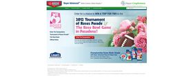 Bayer Advanced We Heart Roses Sweepstakes