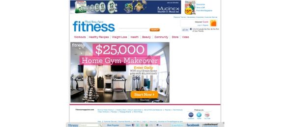 $25,000 Makeover Sweepstakes