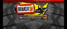 BRAKE 4 SUPER 8 Instant-Win Game & Sweepstakes