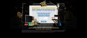 Pop! Camera! Action! Direct the Kernels Instant Win Game, Sweepstakes, and Swag Bag Grab
