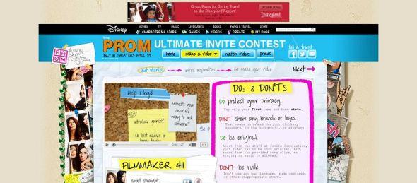 PROM Ultimate Invite Contest