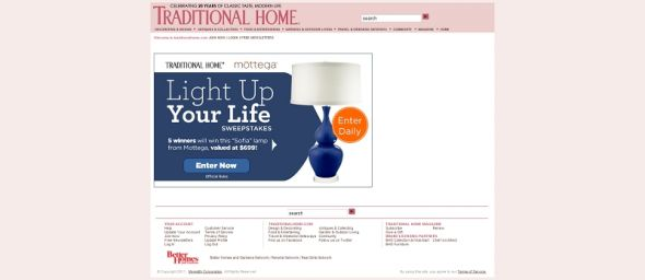 Light Up Your Life! Sweepstakes