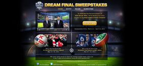 www.foxsoccerplussweepstakes.com – Fox Soccer Plus Dream Final Sweepstakes