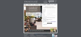 Frontgate's Outdoor Entertaining Sweepstakes