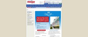 Meijer Grand Hotel Getaway Sweepstakes
