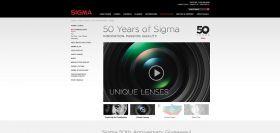 Sigma 50th Anniversary Giveaway