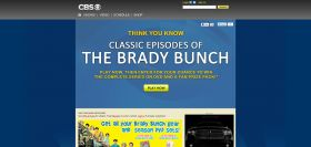 Summer Classic Brady Bunch Sweepstakes