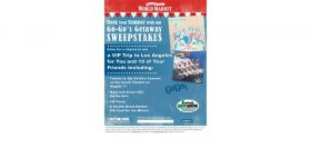 Cost Plus World Market Rock Your Summer With Our Go-Go's Getaway Sweepstakes