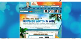 Ellen's Easy Breezy Summer Watch and Win Contest
