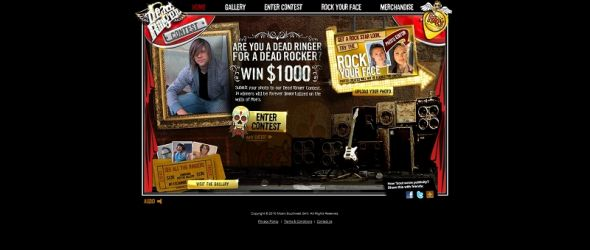 Moe's Southwest Grill Dead Ringers Look-Alike Contest