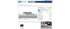 Samsung SPSTV Viewer Appreciation Sweepstakes