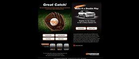 Hankook Great Catch Chevrolet Camaro Giveaway