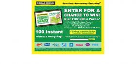 unileverpromotions.com/dollargeneral – Dollar General Fresh Start Sweepstakes