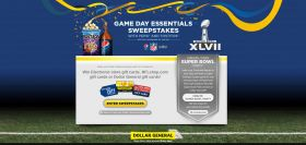 gamedayessentials.com – Pepsi Game Day Essentials Sweepstakes